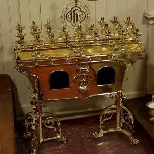 Church and Brass Antique Restoration